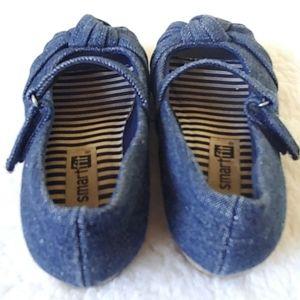 smartfit Shoes - Smartfit Girls Jeans Shoes Size 8
